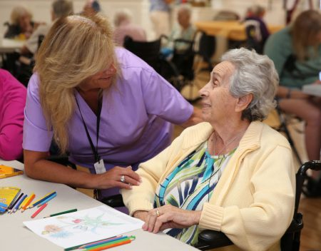 elderly adult day care activities for seniors