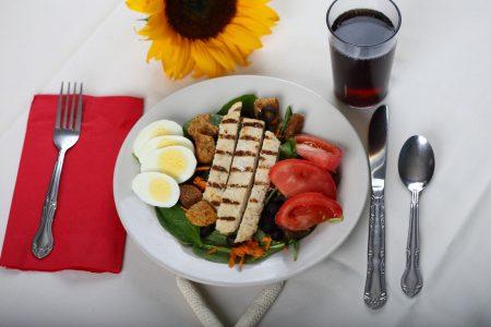 chef-inspired dinner