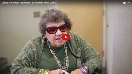 Jackie McCormick - long-term care resident