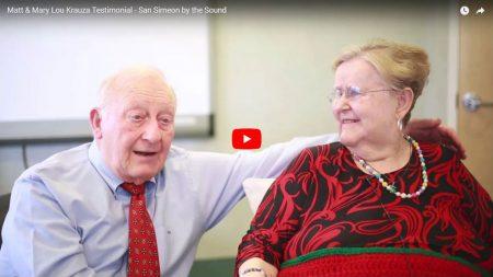 Matt & Mary Lou Krauza - physical therapy & short-term rehab