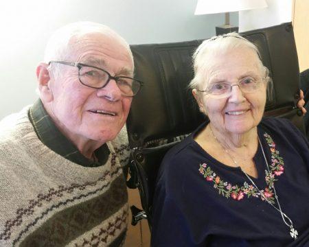 Mr. & Mrs. Herman Lindeman