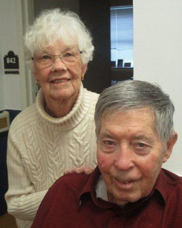 Mr. & Mrs. Richard Reichert