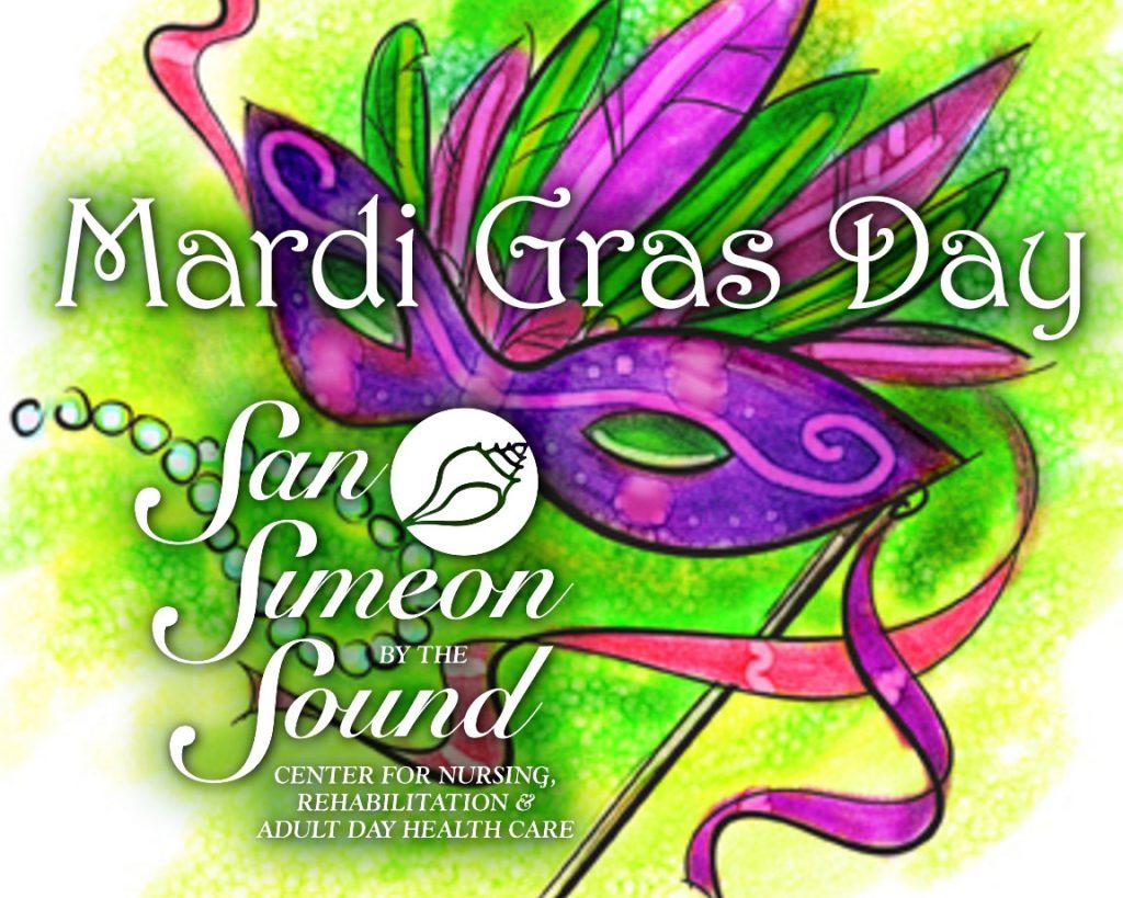 Mardi Gras Spirit Day on March 5th