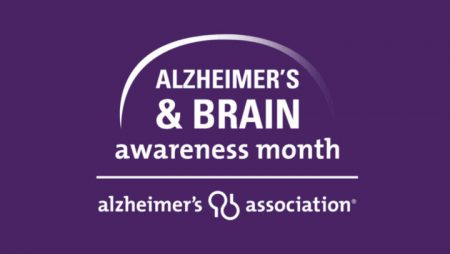 Alzheimer's and Brain Awareness Month